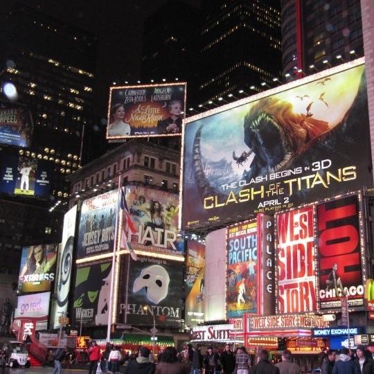 Rullestolreiser New York