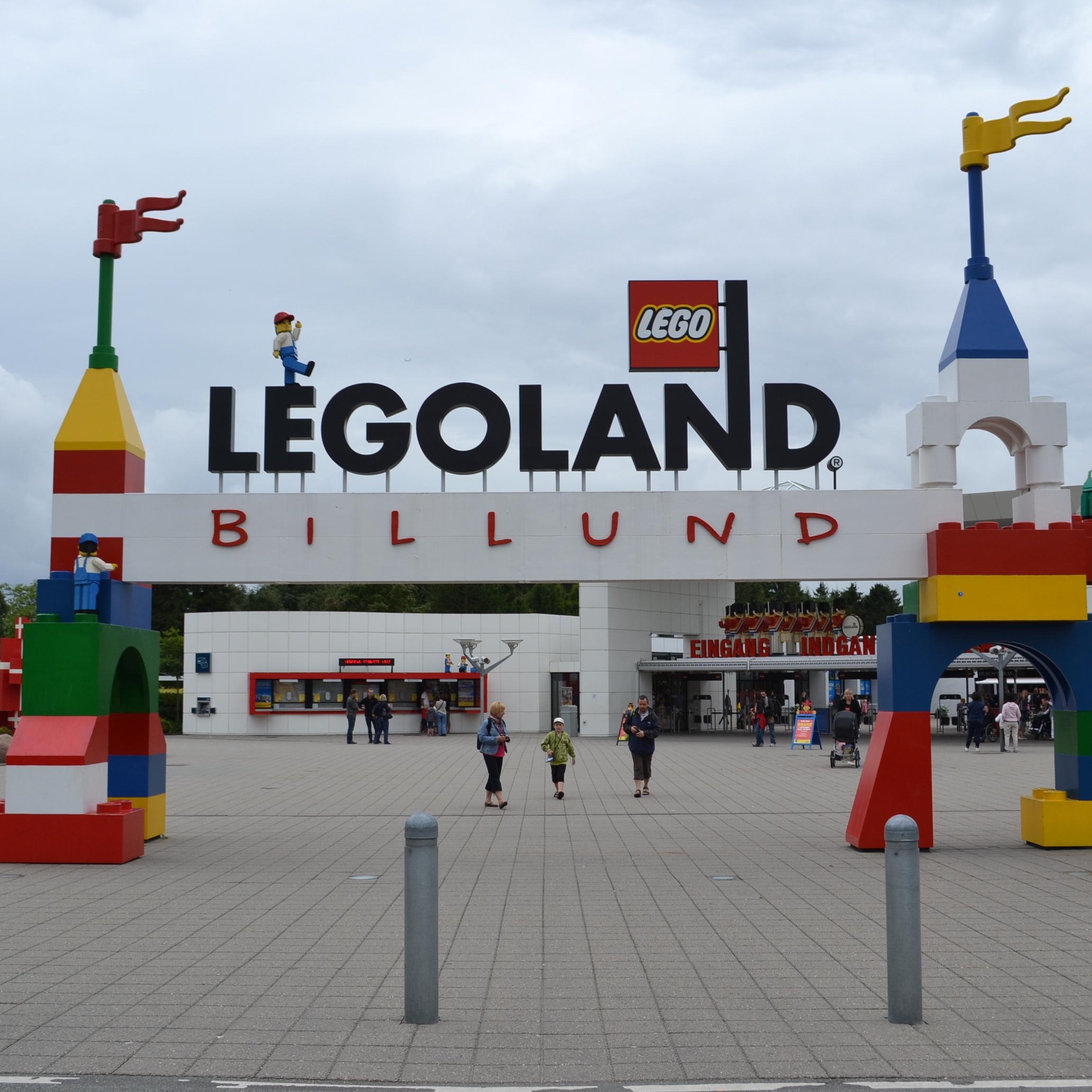 Legoland Rullestolreiser