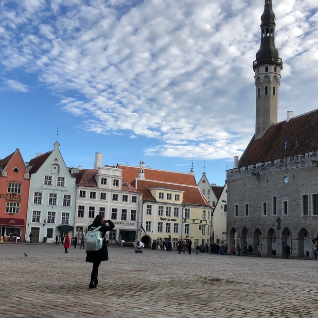 Tallinn rullestolreiser