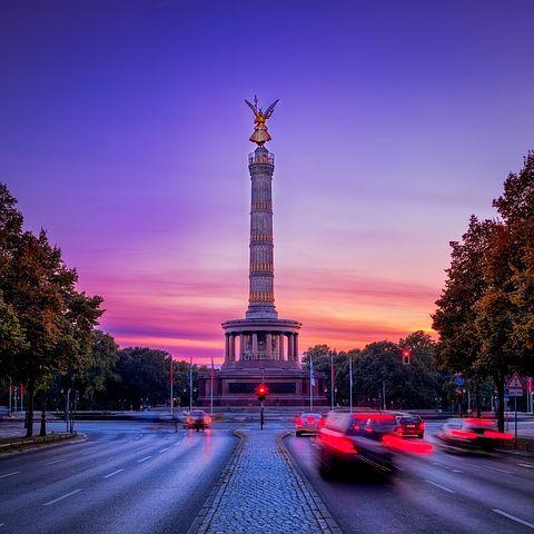 Berlin rullestolreiser