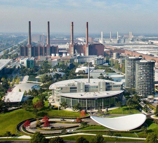 Wolfsburg Rullestolreiser