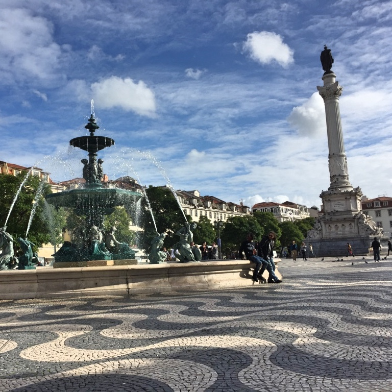 Lisboa rullestolreiser